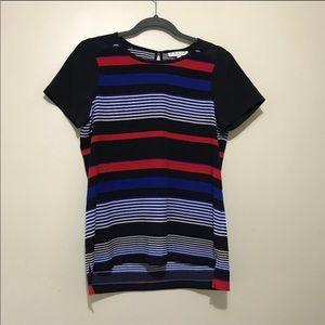Chaus Striped Top